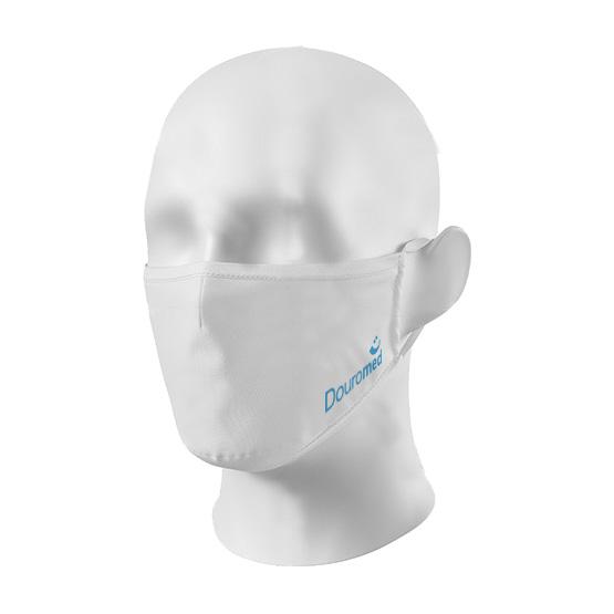 Máscaras sociais em algodão