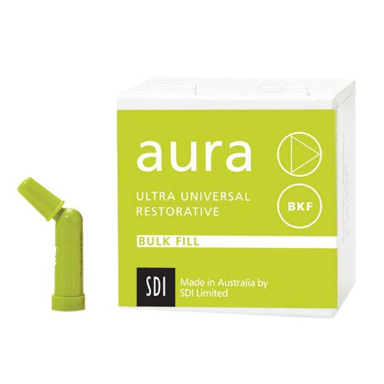 Aura Bulk Fill Capsules