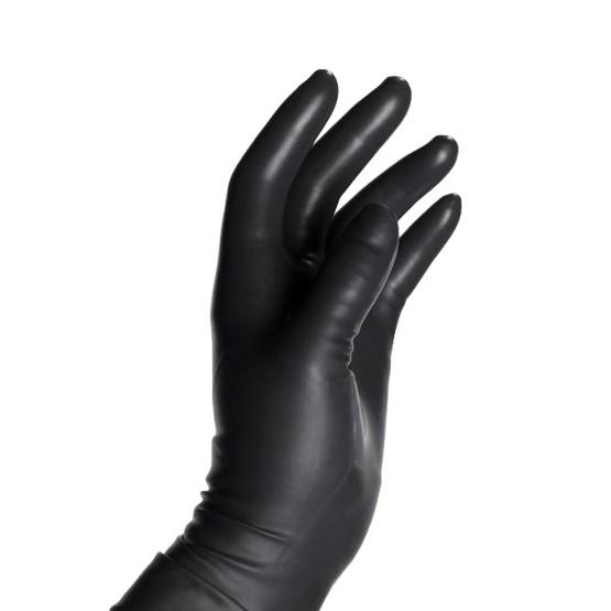 Nitrile Gloves Black