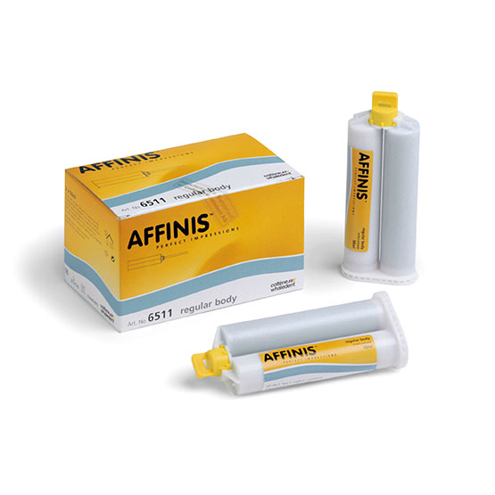 Silicone Affinis Regular Body