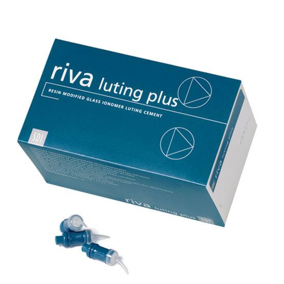 Riva Luting Plus Cápsulas