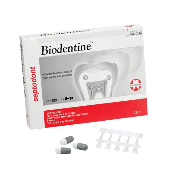 Biodentine 5 Capsulas SEPTODONT 5969R