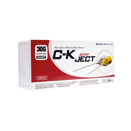 Agulhas CK-Ject 30G