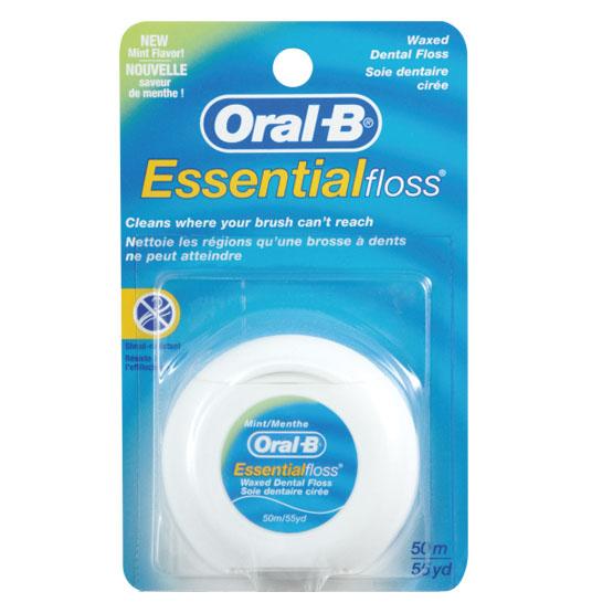 Fio Dentário Essential Floss - Menta