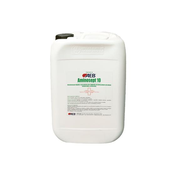 AMINOSEPT10 Liquido desinfectante para Safety Spot